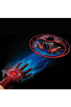 Aura Glove Controller and Drone