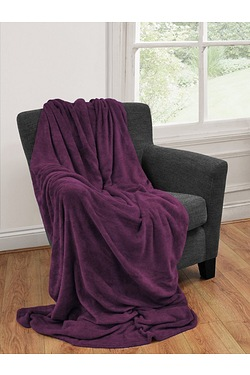 Snugglie Fleece Throw