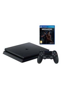 PS4 500GB + Uncharted Lost Legacy