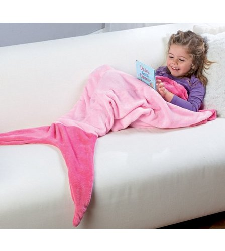 Image for Kids Mermaid Blanket from ace