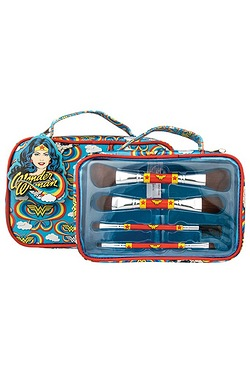 Wonder Woman Brush Set
