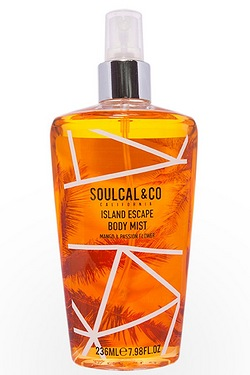 Soul Cal Body Mist Mango and Passio...