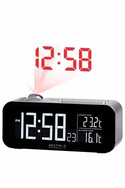 Colton RC Projection Clock with VA ...