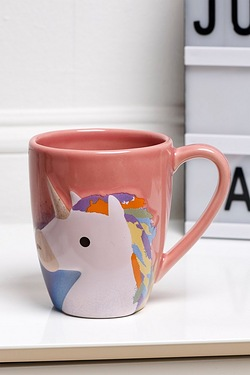 Caffiene and Unicorn Dust Mug
