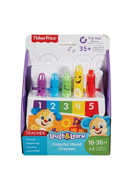 Fisher Price Laugh and Learn Crayons