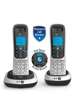BT 2200 Cordless Phone With Call Bl...