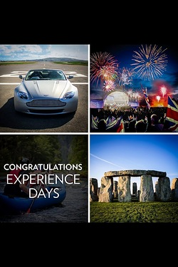 Congratulations Experience Day
