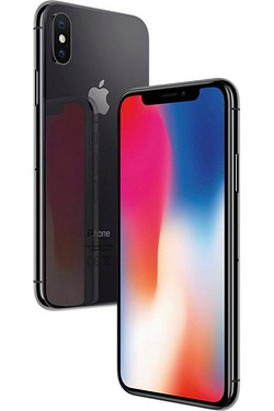 Apple iPhone X 64GB - Sim Free