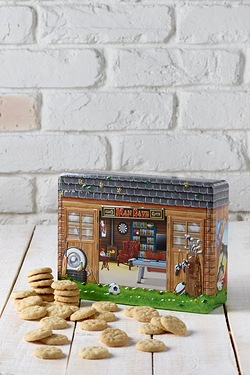 Man Cave Biscuit Tin
