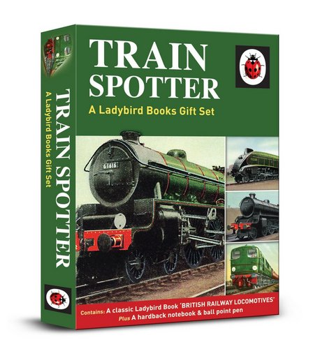 Image for Ladybird Train Spotter Gift Set from ace