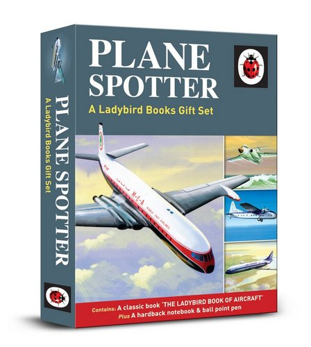 Image for Ladybird Plane Spotter Gift Set from ace