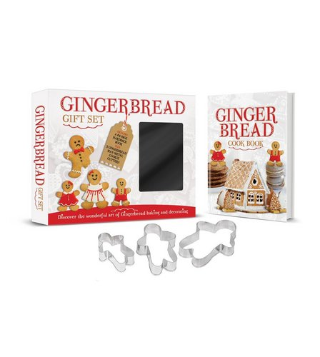 Image for Gingerbread Man Gift Set from ace