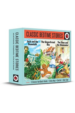 Ladybird Classic Bedtime Stories Gift - Jack and the Beanstalk