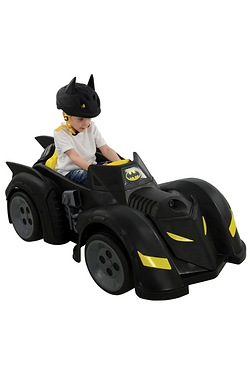 Batman 6V Batmobile