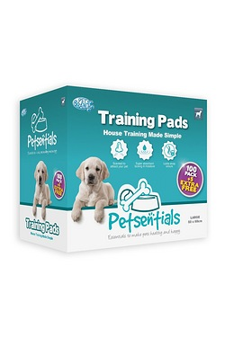 Petsentials Puppy Pads - 105 Pack