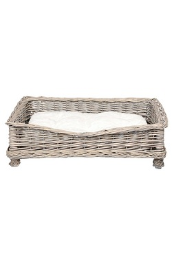 Banbury and Co Square Willow Basket...