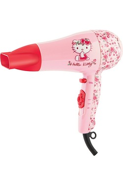 Hello Kitty Hairdryer and Purse