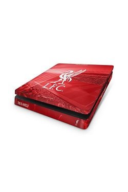 Liverpool PS4 Slim Skin