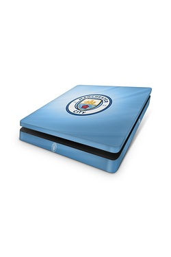 Manchester City PS4 Slim Skin