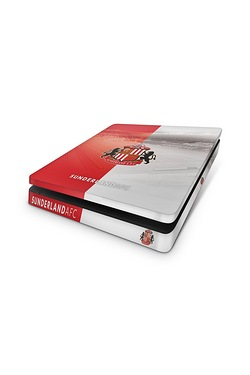 Sunderland Athletic PS4 Slim Skin