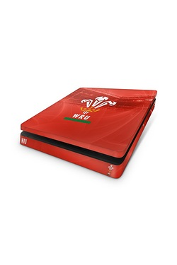 Welsh Rugby Union PS4 Slim Skin