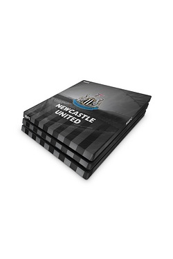 Newcastle United PS4 Pro Console Skin