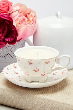 Vintage Candle Cup