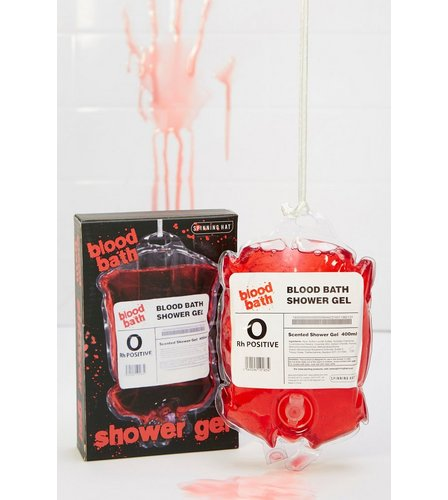 Image For Blood Bath Shower Gel From Studio