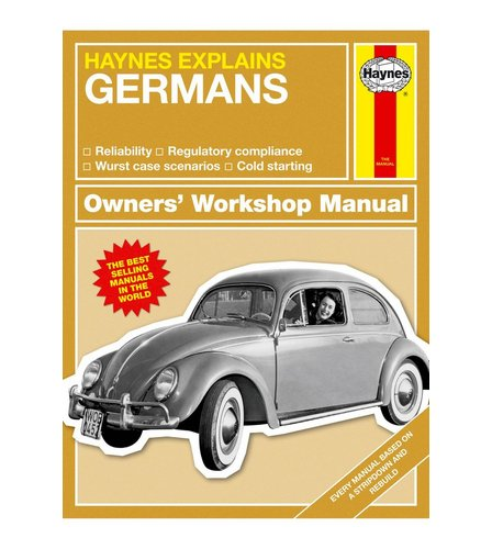Image for Haynes Explains - Germans from ace