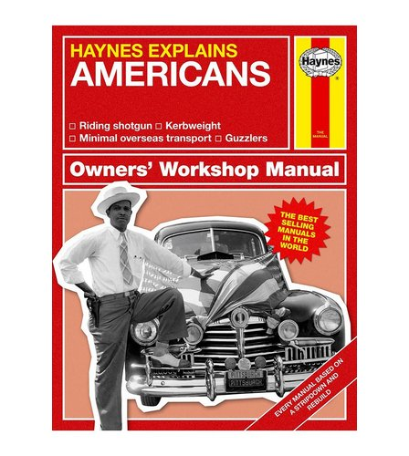 Image for Haynes Explains - Americans from ace