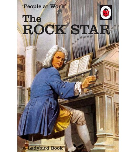 Image for The Ladybird Book Of The Rock Star from ace