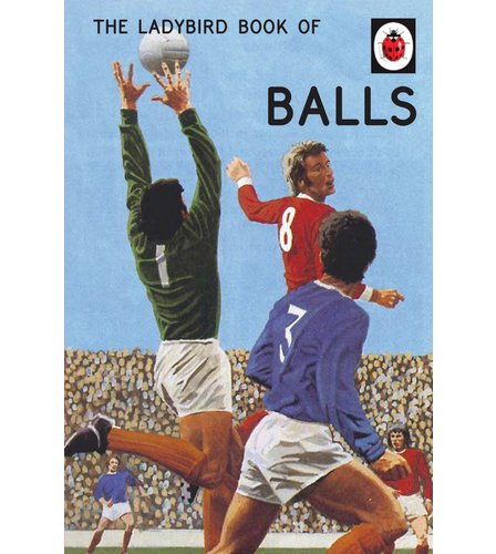 Image for The Ladybird Book Of Balls from ace