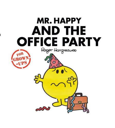 Image for Mr Men: Mr Happy and The Office Party from ace