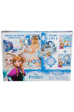 Frozen Mosaic Value Set