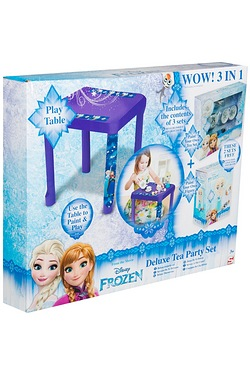 Frozen Deluxe Tea Party Set