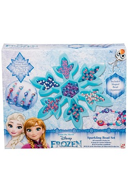 Frozen Sparkling Bead Set