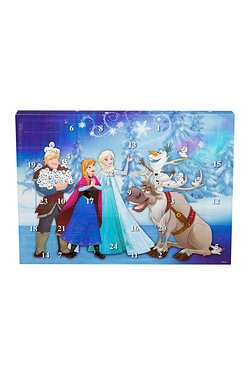 Frozen Puzzle Eraser Advent Calendar