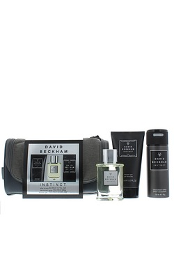 David Beckham 50ml Instinct Aftershave Gift Set