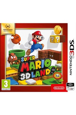 3DS: Selects Super Mario 3D