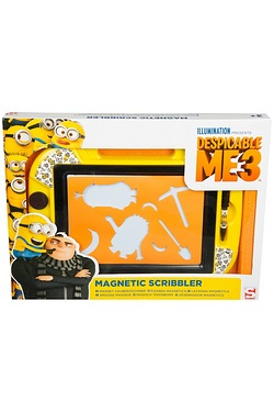 Despicable Me 3 Magnetic Scribbler