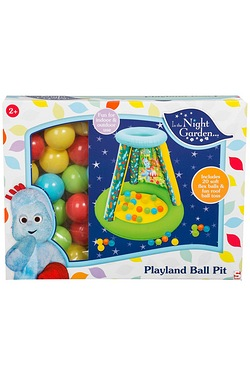 In the Night Garden Playland Round Ball Pit