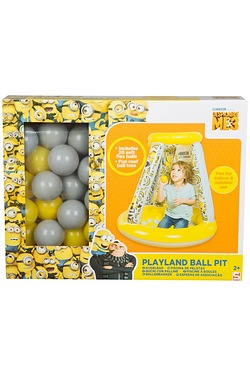 Despicable Me 3 Round Ball Pit