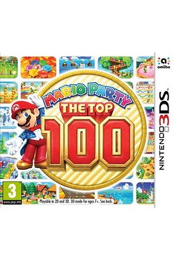 3DS: Mario Party The Top 100