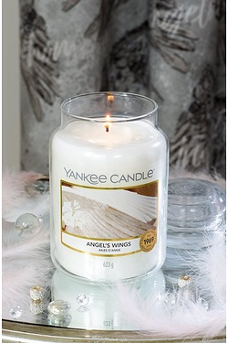 Yankee Candle Large Jar Angels Wings