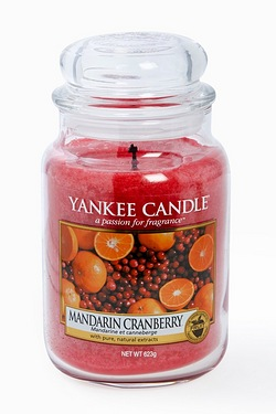 Yankee Candle Large Jar Mandarin Cranberry