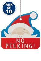 Compare retail prices of 10 Brights Santa Gift Tags to get the best deal online