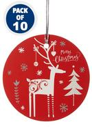 Compare retail prices of 10 Scandi Gift Tags to get the best deal online