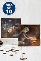 Compare retail prices of 10 Christmas Nativity Cards to get the best deal online