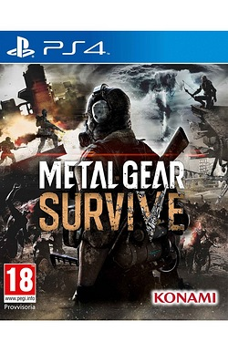 PS4: Metal Gear Survive