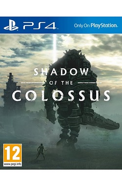PS4: Shadow of the Colossus